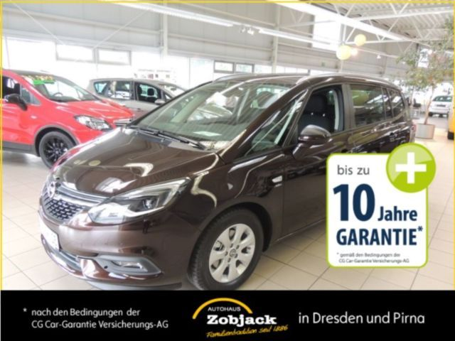 Zafira C 1.4 Turbo Active NAVI/LED-Licht Ansicht 1