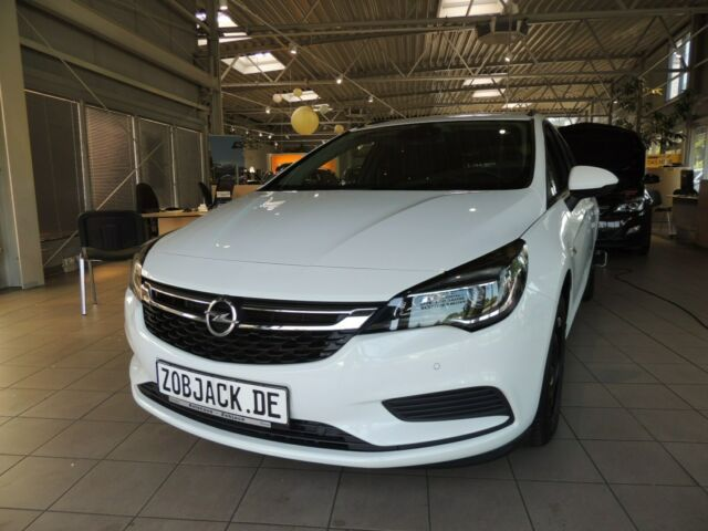 Astra K 1,4 Turbo Sports Tourer NAVI Ansicht 1