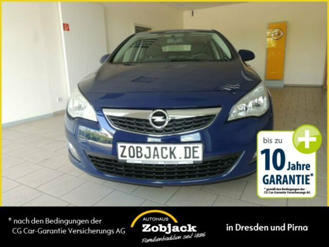 Astra 5T Edition 1.4T 88 kW, Klima, PDC, CD Ansicht 1