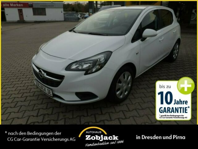 Corsa 5-trg. Edition 1.2*PDC,Klima,Multimedia Ansicht 1