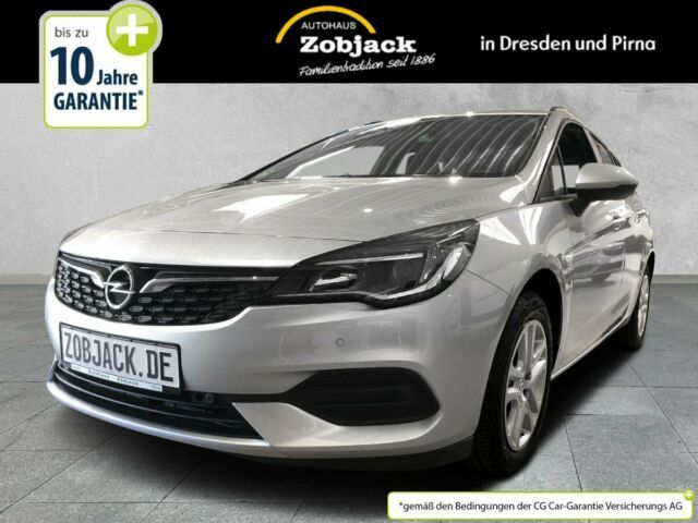 Astra-K ST Edition 1.2T S/S *SHZ*PDC*Multimedia Ansicht 1